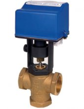 Elektrický servomotor pro trojcestné ventily typu MK a MK DN