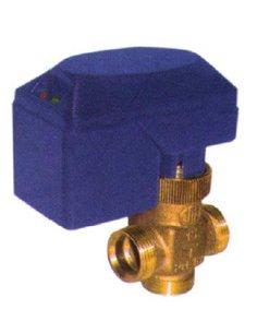 Elektrický servomotor pro trojcestné ventily závitové, PN 16 V3B a FV3
